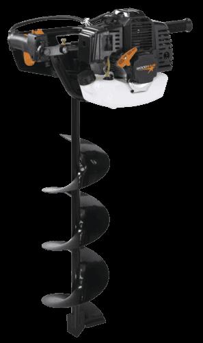 Bamato EBO 80 Erdlochbohrer Seilzugstarter für Scheppach EB 1700